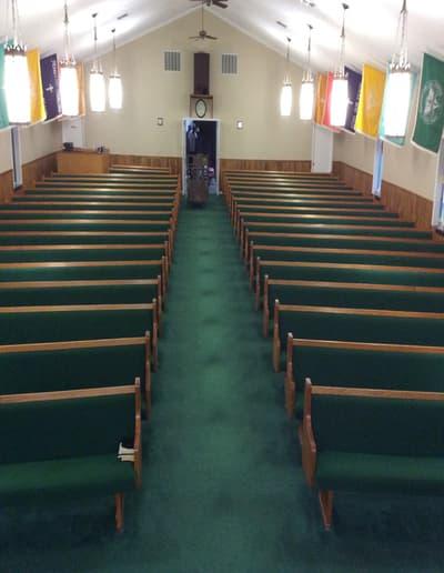 Church Carpet Cleaning